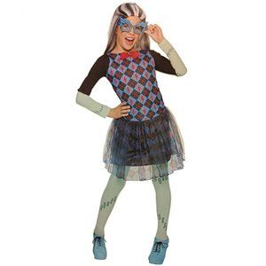 Monster High Frankie Stein Geek Shriek Costume M L
